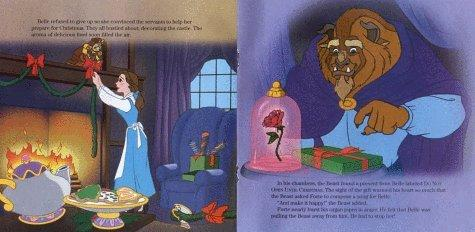 Beauty AND THE BEAST THE ENCHANTED CHRISTMSA