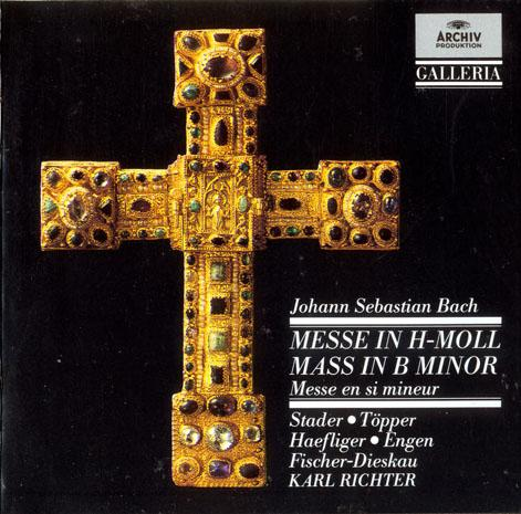 Bach: Messe in h-moll - Karl Richter