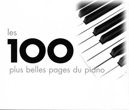 100 Piano Favorites
