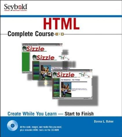HTML Complete Course (Complete Course)
