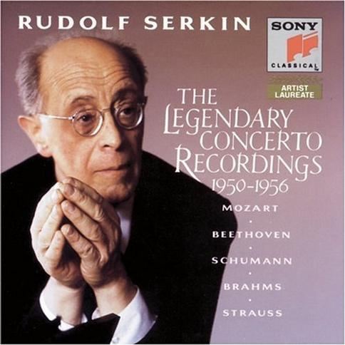 Serkin: The Legendary Recordings