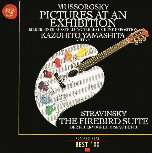 Mussorgsky - Pictures At An Exhibition & Stravinsky - the Firebird Suite