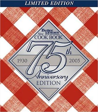 New Cook Book, 75th Anniversary Limited Edition