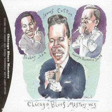 Chicago Blues Masters, Vol. 3