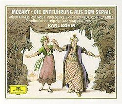 Mozart - The Abduction from the Seraglio - Karl Böhm
