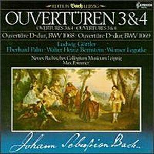 Bach: Overtures, BWV 1068 & 1069