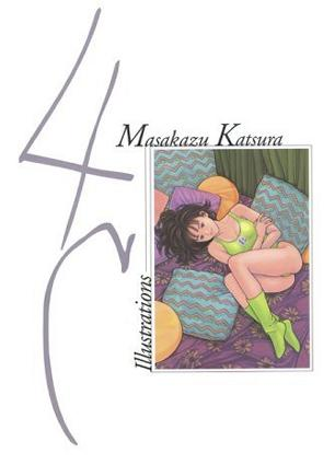 4C Artbook. Masakazu Katsura Illustrations. L-side ( Lovers-side), Shadow Lady, R-side (Heroes-side).