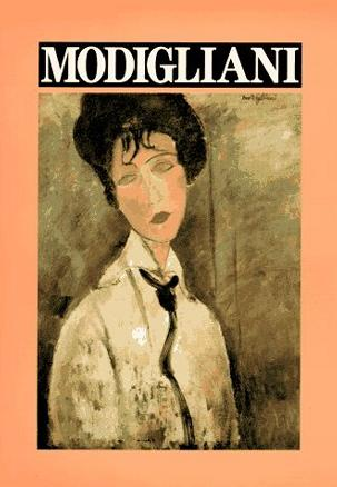 Modigliani Cameo (Great Modern Masters)