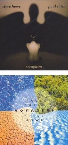 Voyagers / Seraphim {2 Cd}
