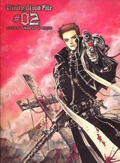 Trinity Blood File #02: Guns n' Swords + more