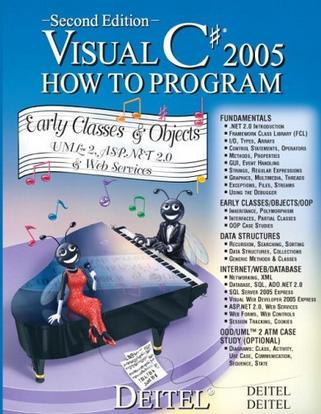 Visual C# 2005 How to Program (2nd Edition) (How to Program)