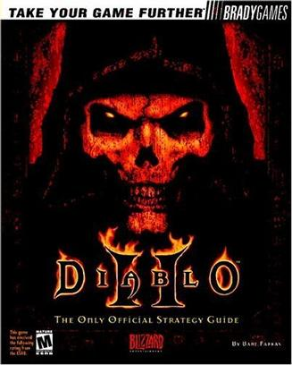 Diablo II Official Strategy Guide (Official Guide)