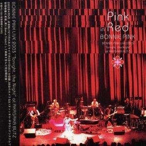Pink in Red: Tonight the Night at Akasaka Blitz