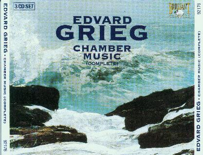 Grieg: Complete Chamber Works