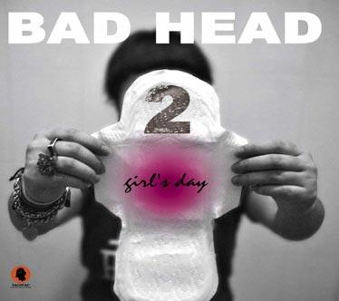 Bad head 2-Girl's Day