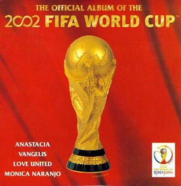 The Official Album of the 2002 FIFA World Cup