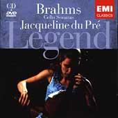 Brahms: Cello Sonatas Legend