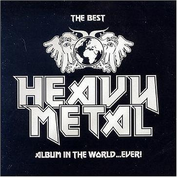 Best Heavy Metal Album in the World Ever