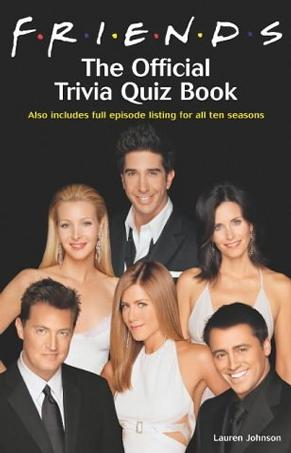 Friends, the official quiz book