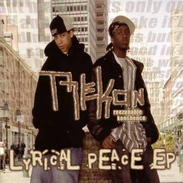 Lyrical Peace EP