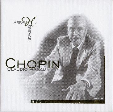 Chopin - Complete Works / Claudio Arrau