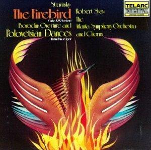 Stravinsky: The Firebird Suite; Borodin: Prince Igor Overture and Polovetsian Dances