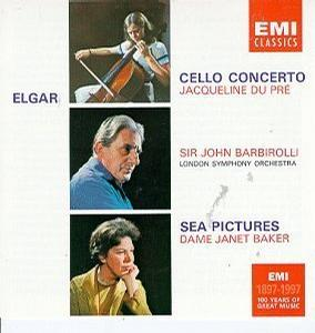 Elgar Cello Concerto & Sea Pictures