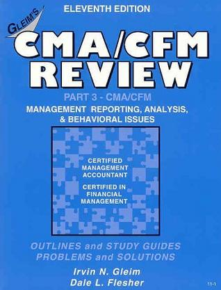 CMA/CFM Review Part 3