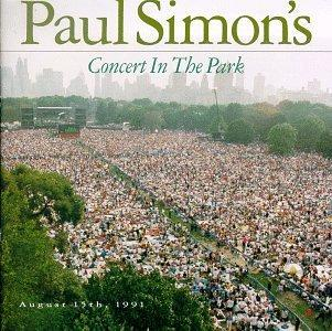 Paul Simon's Concert in the Park, August 15, 1991