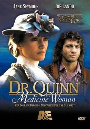 女医生 第一季 Dr. Quinn, Medicine Woman Season 1 1993