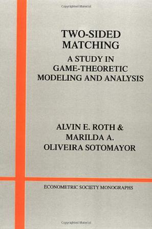 Two-Sided Matching