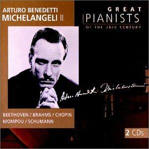 Arturo Benedetti Michelangeli 2: Great Pianists of the 20th Century