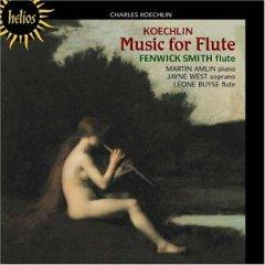 Koechlin: Music for Flute