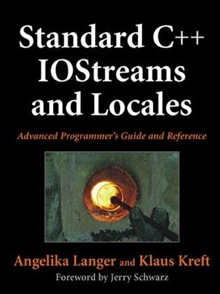 Standard C++ IOStreams and Locales