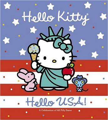 Hello Kitty Hello USA!