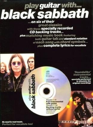 Play Guitar With...Black Sabbath with CD (Audio) (Black Sabbath)