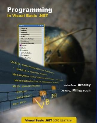 Programming in Visual Basic.NET 2005 Edition w/ Std CD