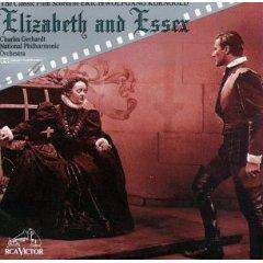 Elizabeth and Essex, The Classic Film Scores of Erich Wolfgang Korngold