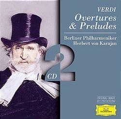 GIUSEPPE VERDI :Overtures and Preludes