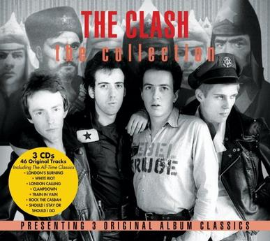 The Collection: The Clash/London Calling/Combat Rock