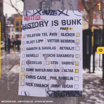 History Is Bunk, Vol. 1: Collaborations, Reinterpretations and New Compositions
