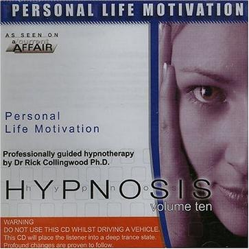 Hypnosis V.10: Personal Life Motivation