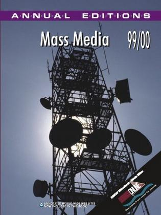 Mass Media 99/00 (Annual Editions S.)