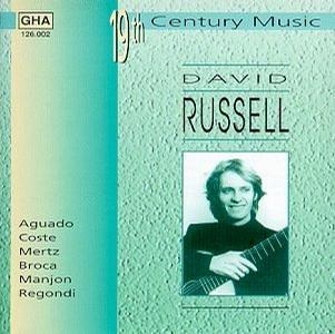 David Russell plays 19th Century Music