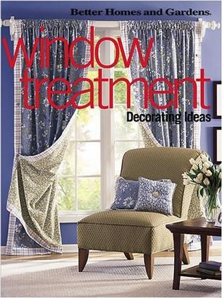 Window Treatment Decorating Ideas (Better Homes & Gardens (Paperback))