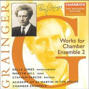 Grainger: Works for Chamber Ensemble 2