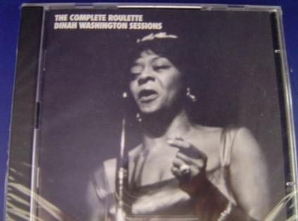 The Complete Roulette Dinah Washington Sessions