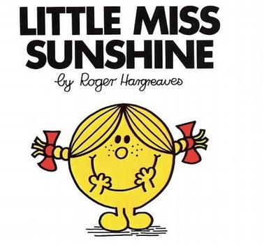 Little Miss Sunshine阳光小姐