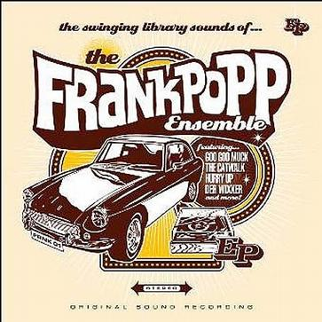 The Swinging Library Sound of...The Frank Popp Ensemble