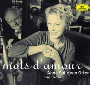Mots d'amour - music of Cecile Chaminade
